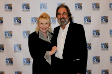 Wendy and Wayne attending California Film Awards